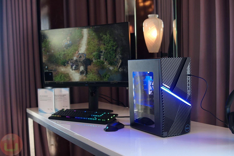 Dell G5 Gaming Desktop: Kompakt und leistungsstark