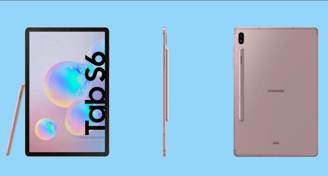 Der echte Konkurrent zum iPad Pro: Samsung Galaxy Tab S6 1