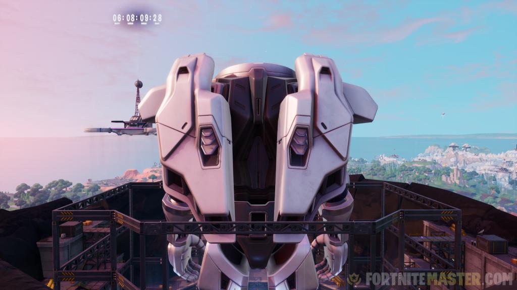 """Der """"Doggus"""" Roboter von Fortnite Erhalte ein Jetpack in seinem neuesten Update 1"""