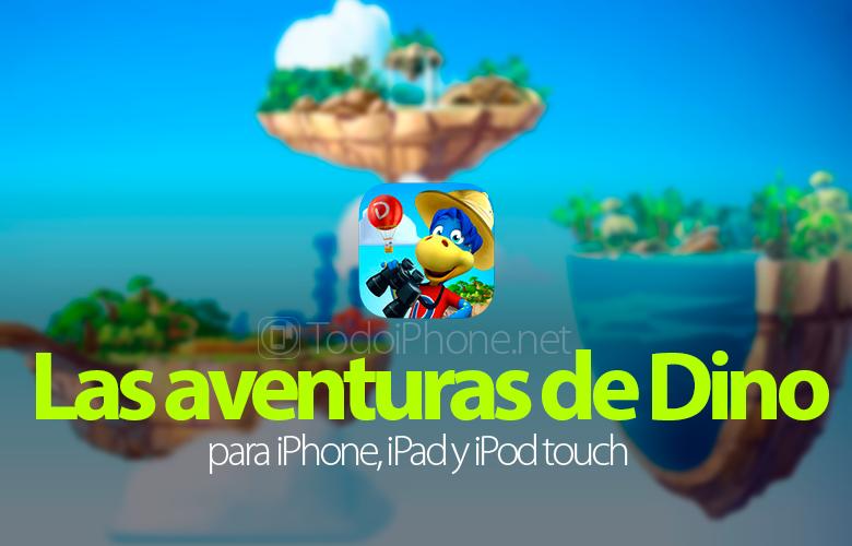Die Abenteuer von Dino von DANONE für iPhone und iPad 1