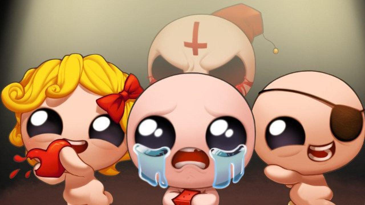 Die Bindung von Isaac: Four Souls ist jetzt im Einzelhandel erhältlich 1
