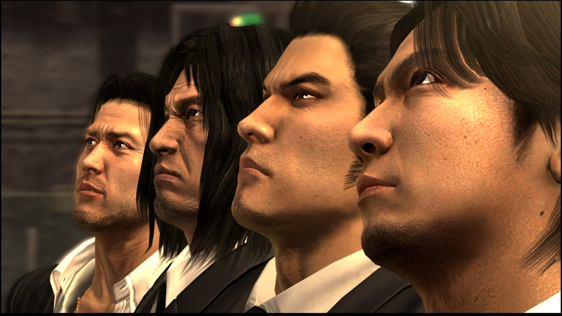"""Die Yakuza Remastered Collection auf dem PC - """"Ich würde nicht sagen, dass es nie passieren wird"""""""