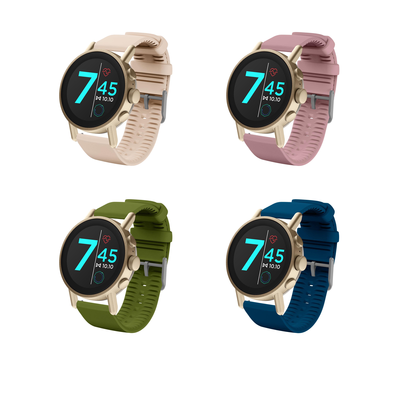 Die leichtgewichtige Vapor X Smartwatch von Misfit wurde für 200 US-Dollar auf den Markt gebracht 1