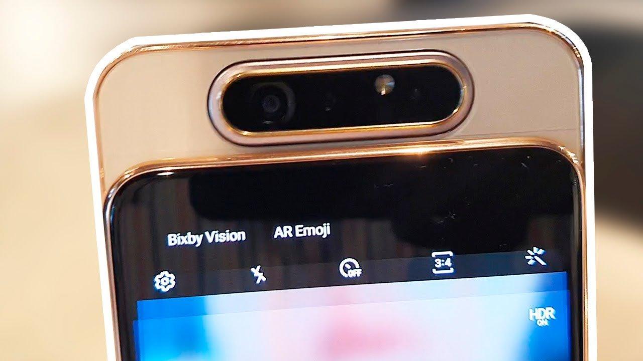 Dies wäre Samsungs erstes Smartphone mit einer 108-Megapixel-Kamera 1