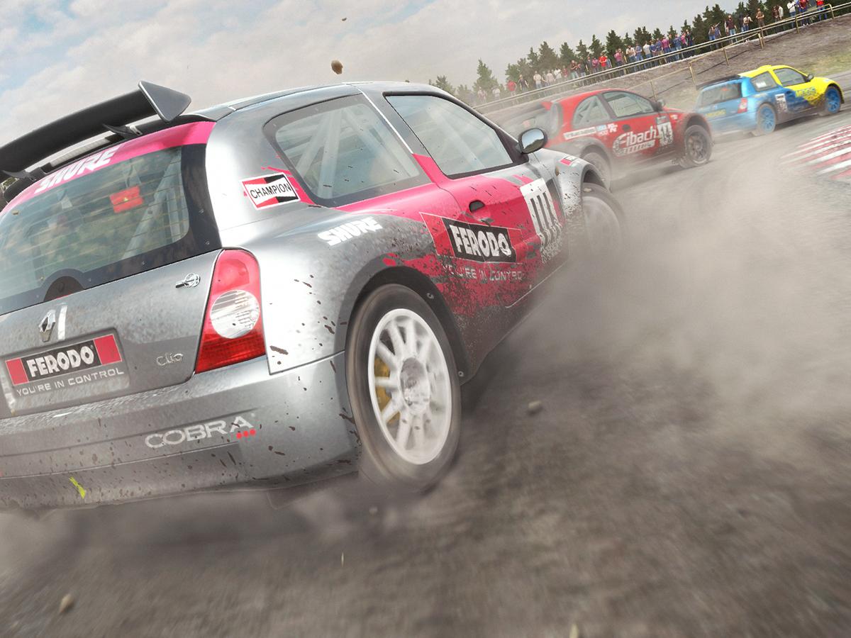 Dirt Rallye Bewertung | Zeug 1