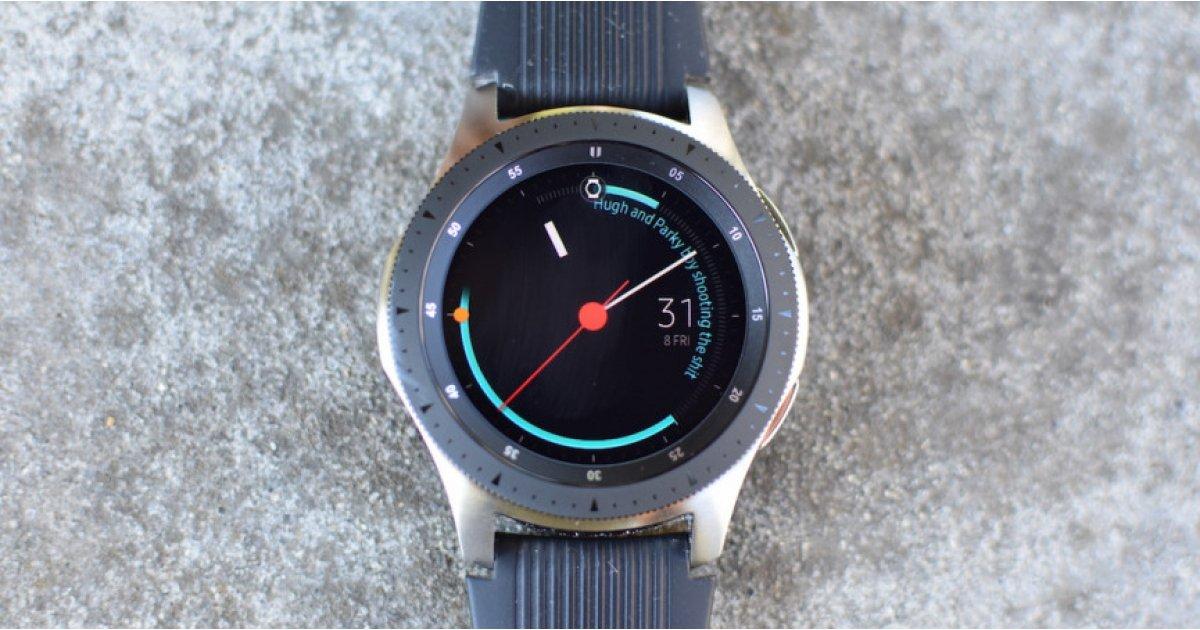 Ein erneuerter Samsung Galaxy Uhr war noch nie günstiger 1