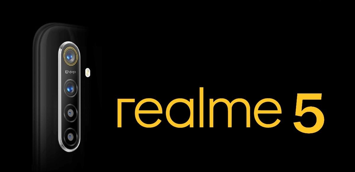 Einige Funktionen und das Design der Realme 5-Serie werden online angezeigt 1