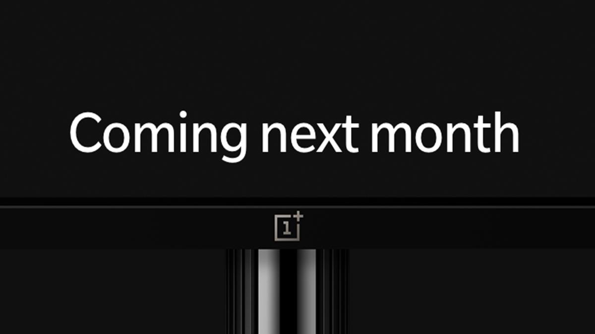 Premiere von OnePlus TV in Indien im nächsten Monat 1