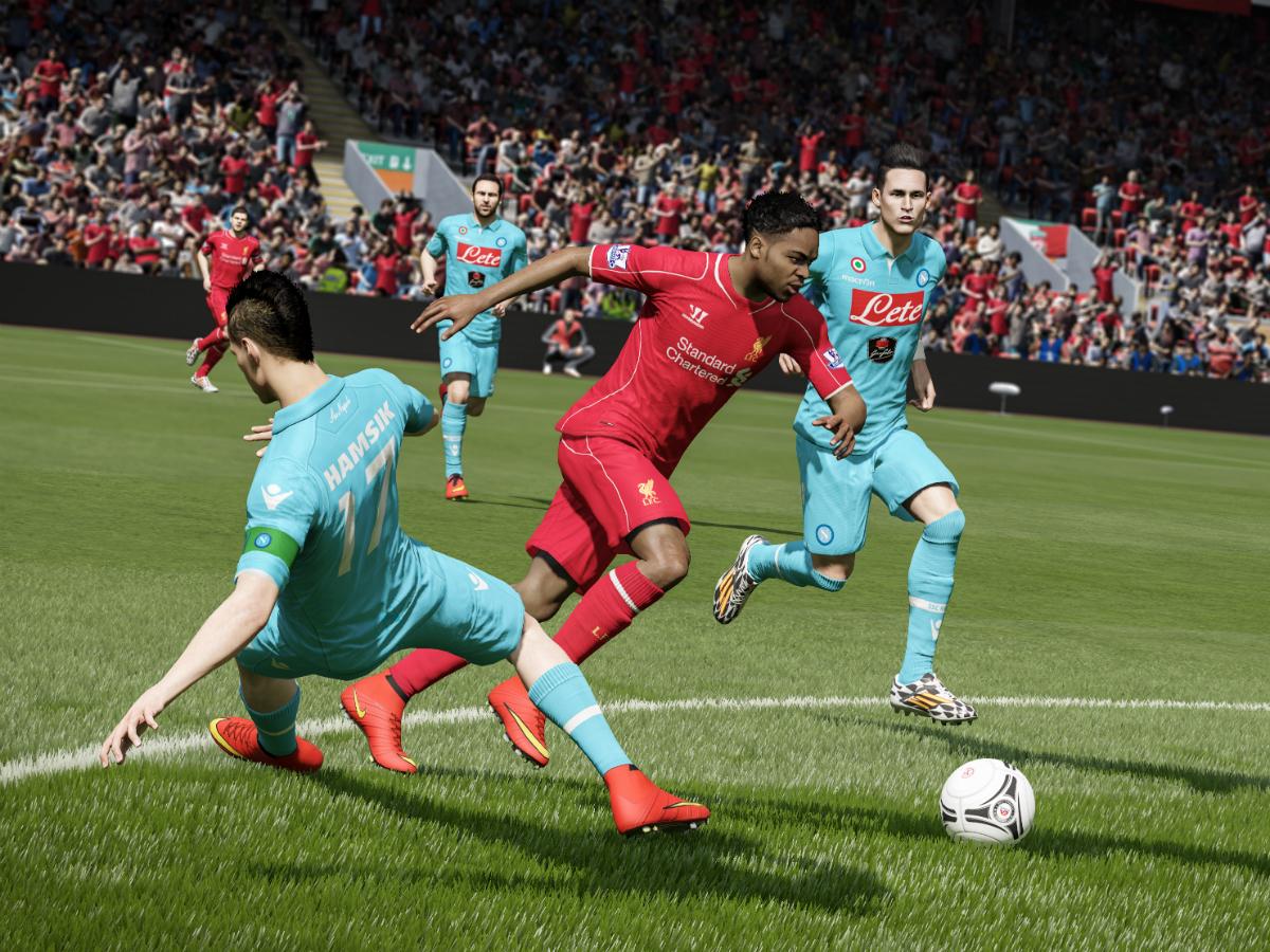 FIFA 15 Rückblick | Zeug 1