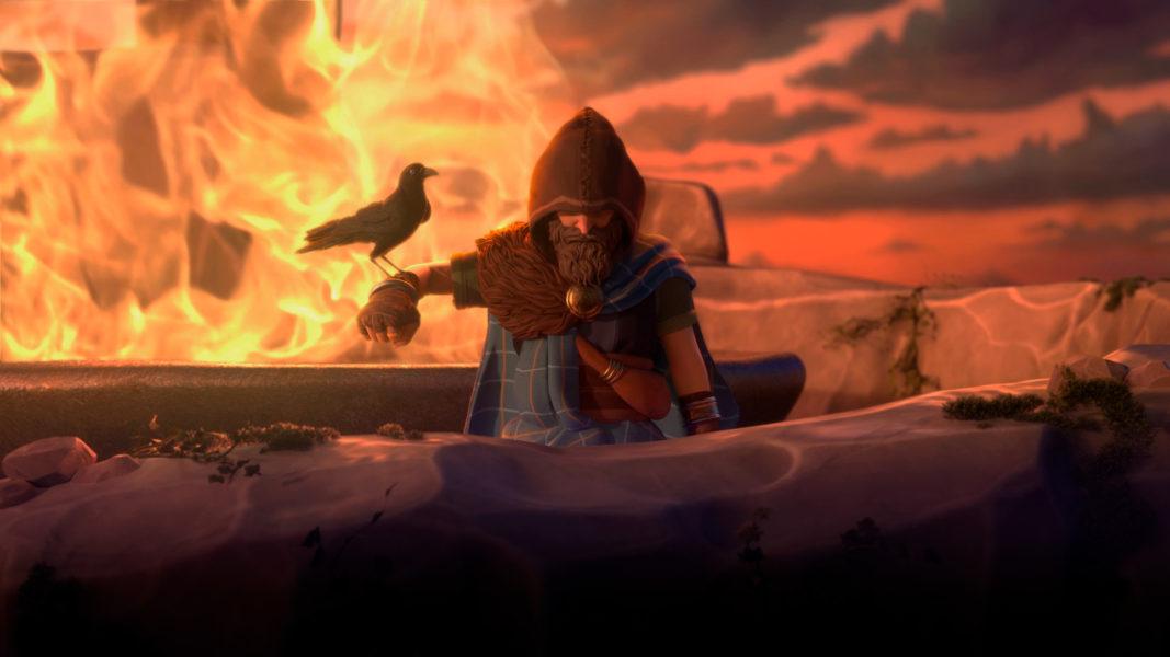 Fallout-Autor Chris Avellone tritt den Waylanders bei, neues Filmmaterial zeigt klassisches Gameplay und Combat Pause