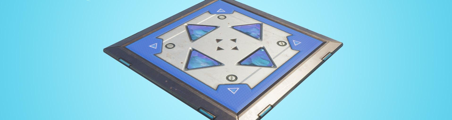 Fortnite Bouncer Trap - Verwendung des Jump Pad Fortnite Battle Royale