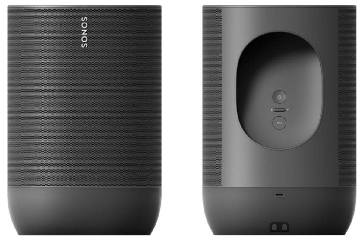 Fotos der kommenden drahtlosen Sonos Bluetooth-Lautsprecher sind durchgesickert 1