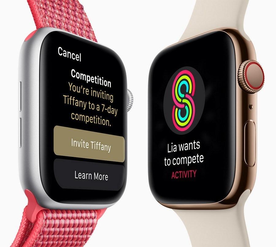 "Frau in ""No Doubt"" That The Apple WatchDie EKG-Funktion hat ihr Leben gerettet 1"