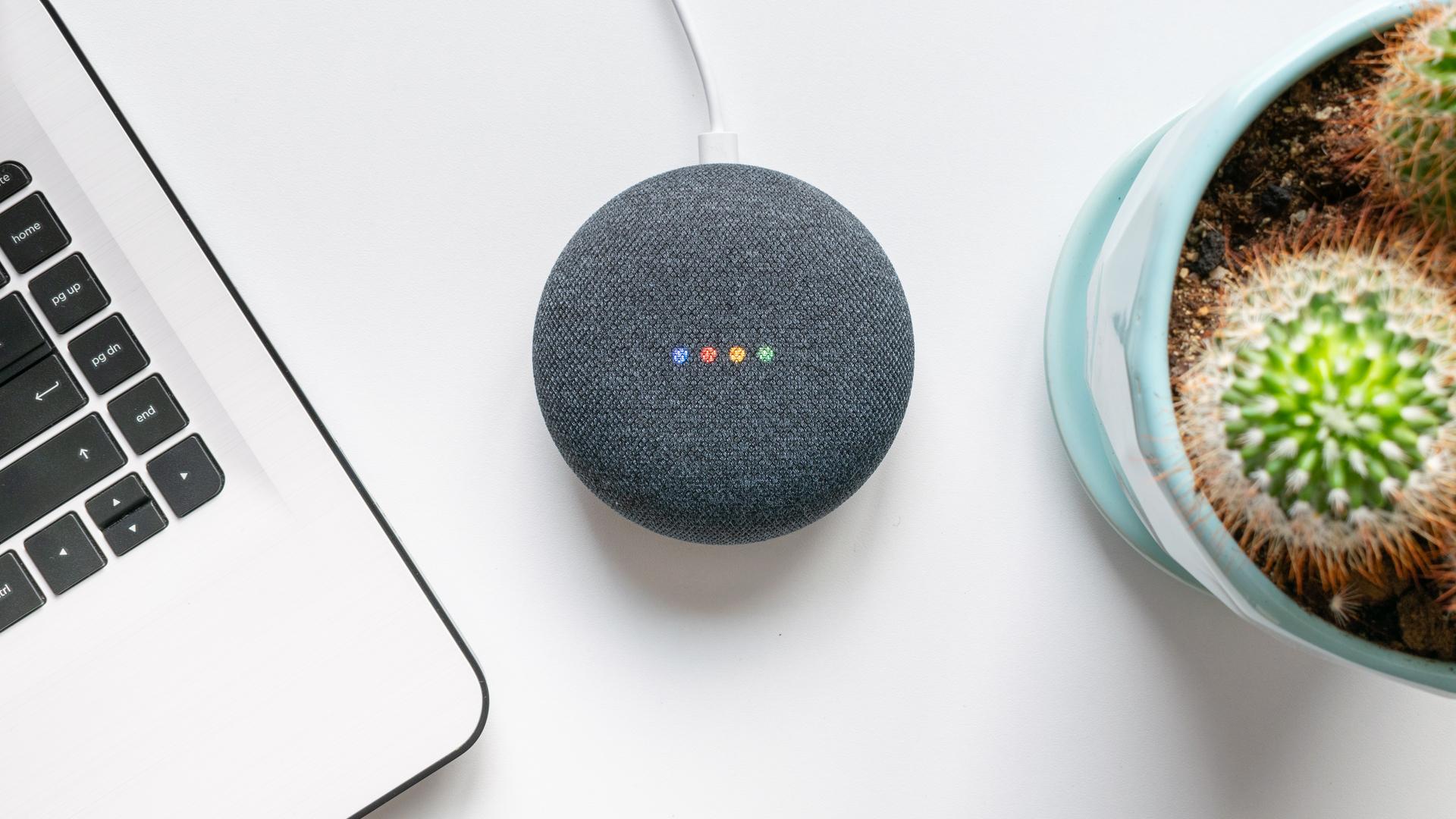 Google arbeitet angeblich an einem Nest Mini-Lautsprecher mit großem Klang 1
