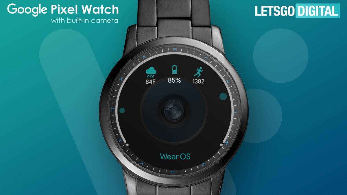Google entwickelt Pixel Watch mit einer eingebauten Kamera 1