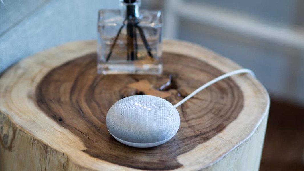 Google plant angeblich die Erneuerung der Mini-Hauptlautsprecher und das Nest-Branding