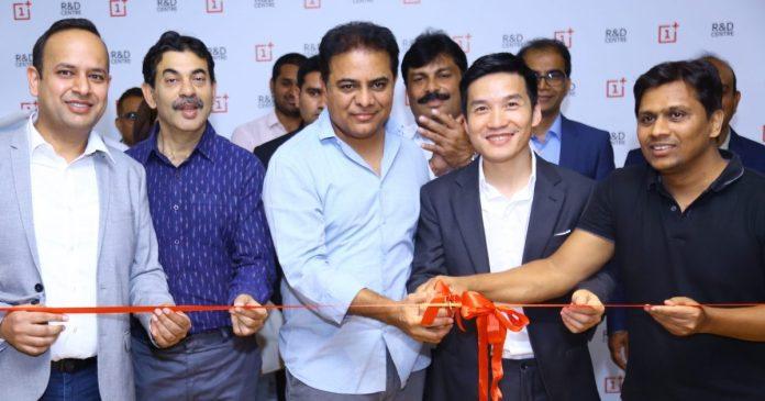 Größte OnePlus-F & E-Einrichtung in Hyderabad; Pläne, in den nächsten 3 Jahren 1000 Crore zu investieren 1