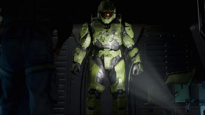 Halo Infinite - Master Chief Trailer; Veröffentlichung im Jahr 2020 - Bild # 1