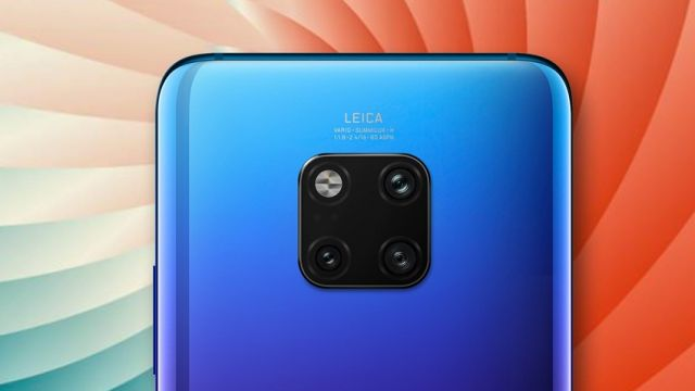Huawei Mate 30-Serie kann Android-System haben