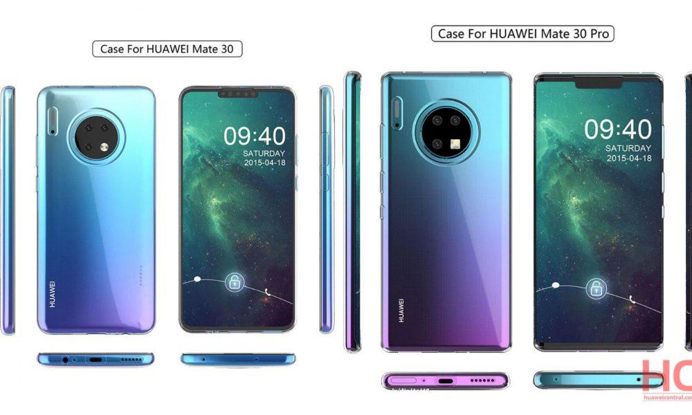 Huawei Mate 30 und 30 Pro sollen im September auf den Markt kommen 1