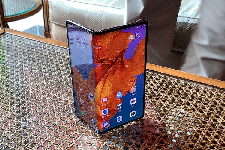 Huawei Mate X wird mit Kirin 990 SoC, den Quad-Kameras des P30 Pro, ausgeliefert: Bericht 1