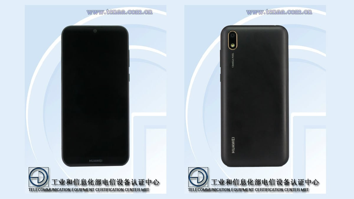 Huawei Smartphone With Model Number AMN-AL10 Listed on TENAA, Key Specifications Revealed