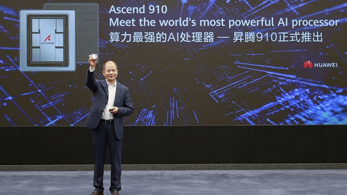 Huawei Ascend 910 Chipset