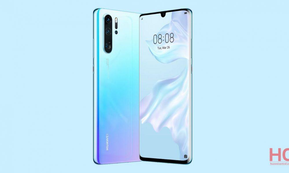 Huawei testet Technologie, um Display- und Backglaskurven zu verbinden, möglicherweise für Mate 30 Pro 1