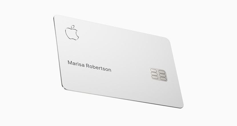 Die neue Kreditkarte Apple Karte