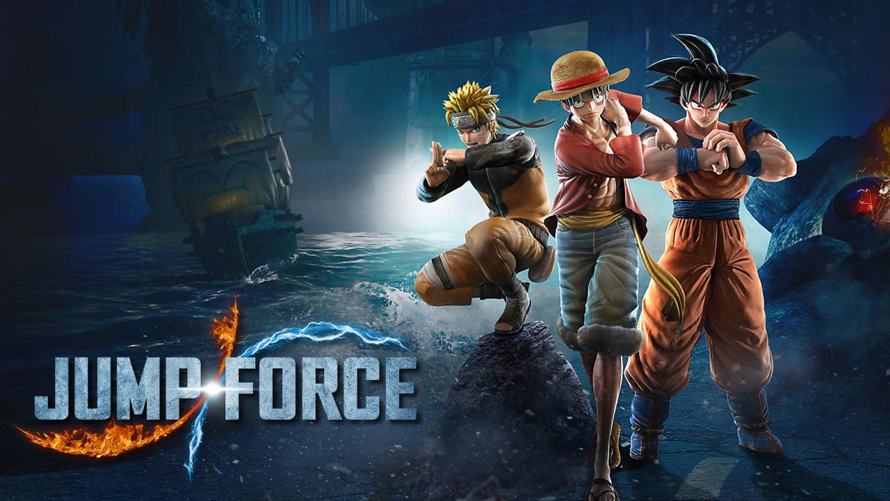 Jump Force Update Version 1.13 - vollständige Patchnotizen (PS4, Xbox One, PC) 1