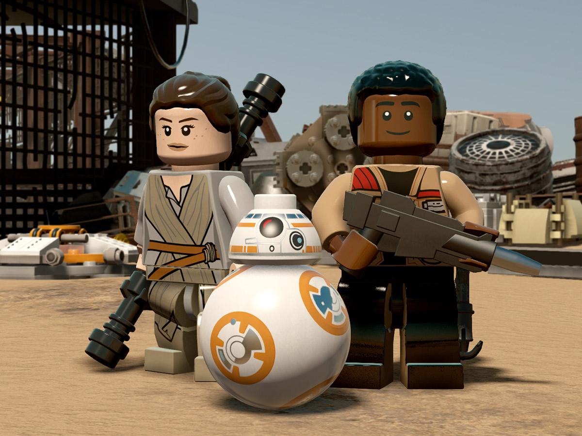 Lego Star Wars: The Force Awakens Bewertung 1
