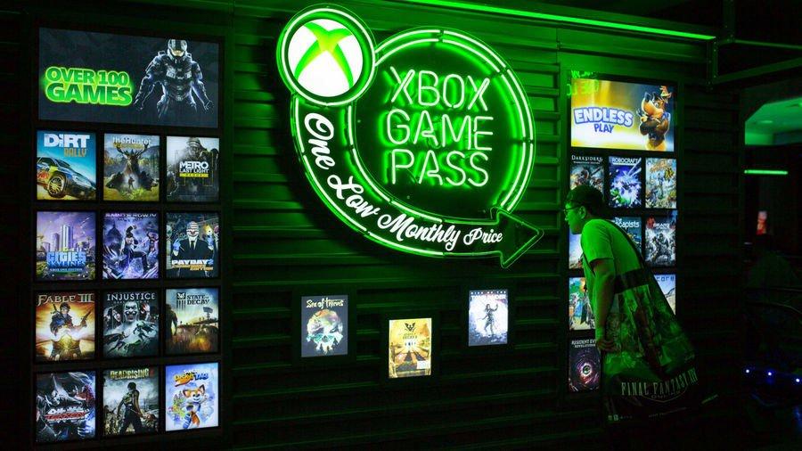 XBOX-Spielpass