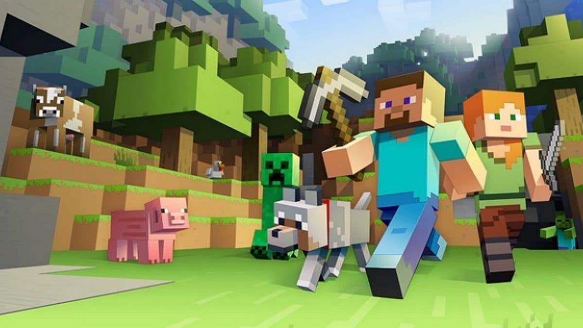 Microsoft Halts Development of Minecraft