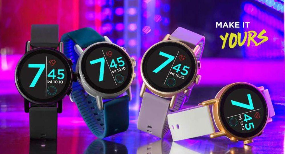 Misfit Vapor X Smartwatch verwendet den Snapdragon Wear 3100-Chipsatz