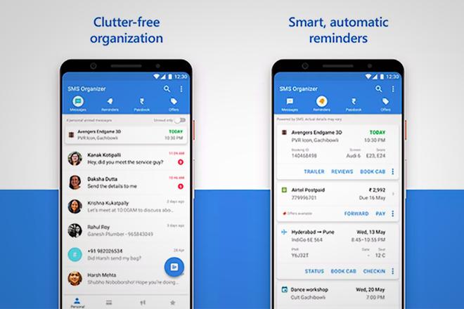 Möchten Sie SMS-Nachrichten auf Android organisieren? Probieren Sie die neue App von Microsoft aus 2