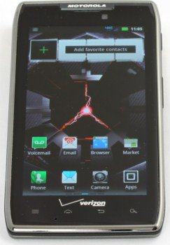 Motorola Droid Razr Maxx Bewertung 1