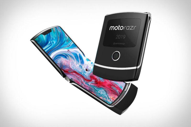 Motorola Razr wird im Dezember 2019 und Januar 2020 veröffentlicht 1