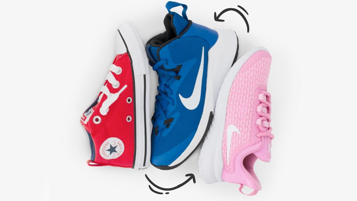 Nike startet Abonnementservice für Kinderschuhe 1