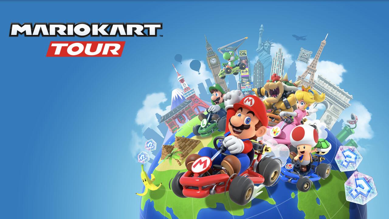 Nintendo: Mario Kart Tour wird am 25.9. Veröffentlicht. für Android und iOS