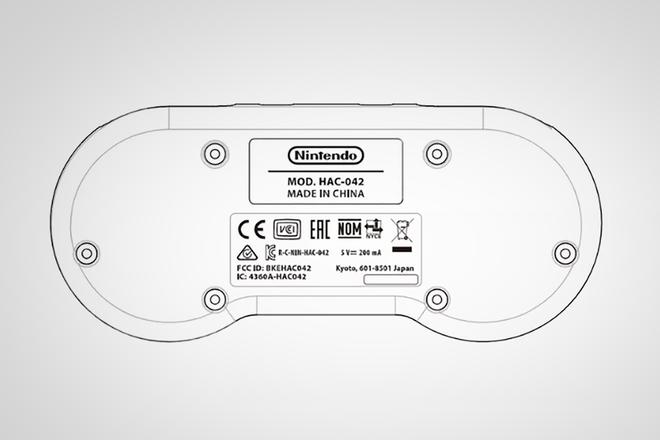Nintendo Switch Nach Angaben der FCC könnten SNES-Controller und -Spiele zum Einsatz kommen 2