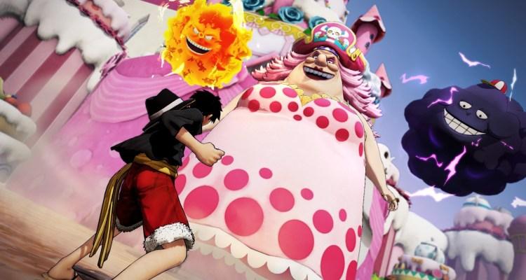 """One Piece: Pirate Warriors 4 - Neue Screenshots und Trailer präsentieren den Titan-Modus und die Welt von """"Whole Cake Island"""" 1"""