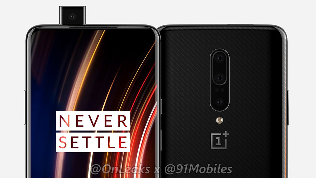 OnePlus 7T Pro Android-Smartphone