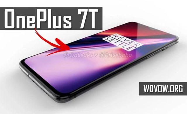 OnePlus 7T wird das größte Update im Design erhalten!