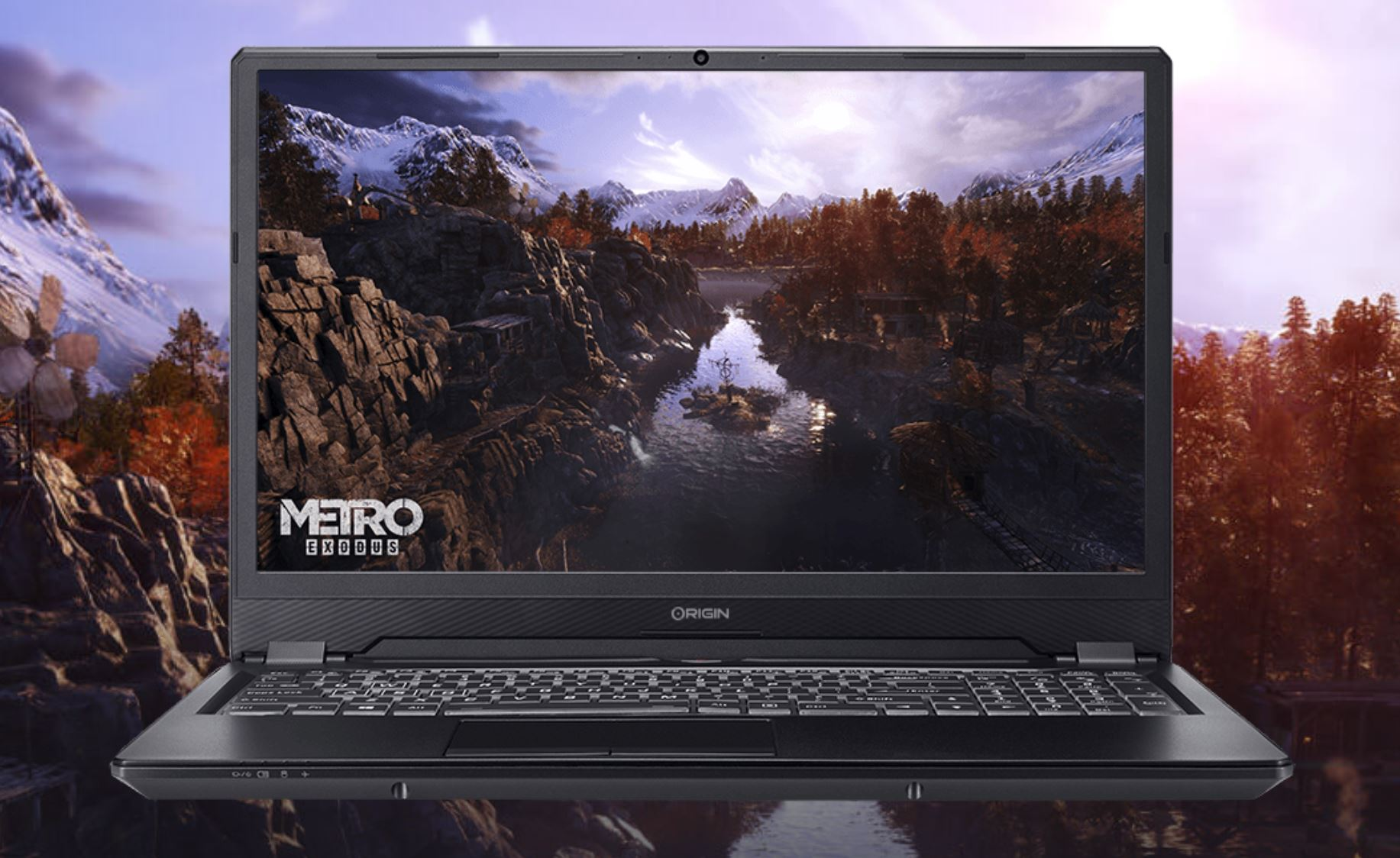 Origin PC EVO16-S Laptop Test: Ist Max-Q das richtige für Sie? 1