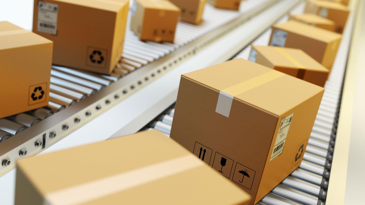 Pakete, Lieferboxen