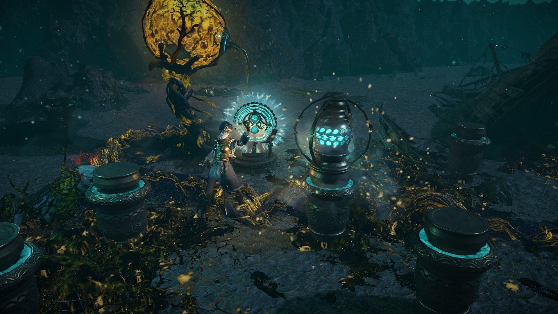 Path of Exile 3.8.0 fügt eine turmverteidigende Blight-Liga hinzu 1