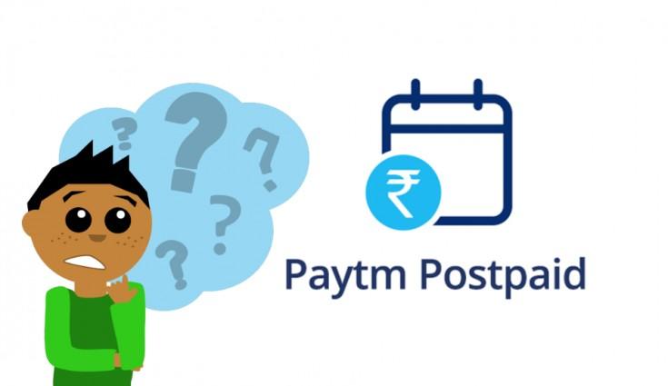Paytm Postpaid: Lebendig oder tot? 1