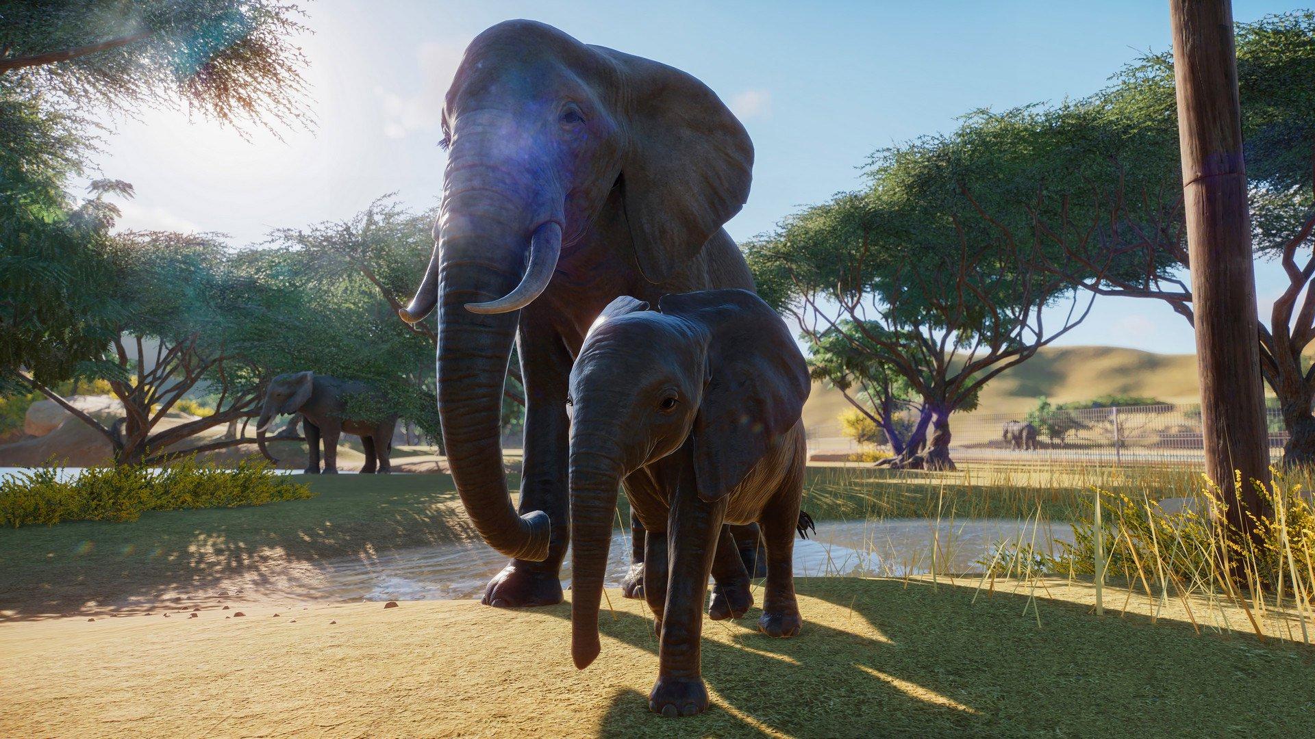 Planet Zoo zeigt den Story-Modus vor der Beta des nächsten Monats 1