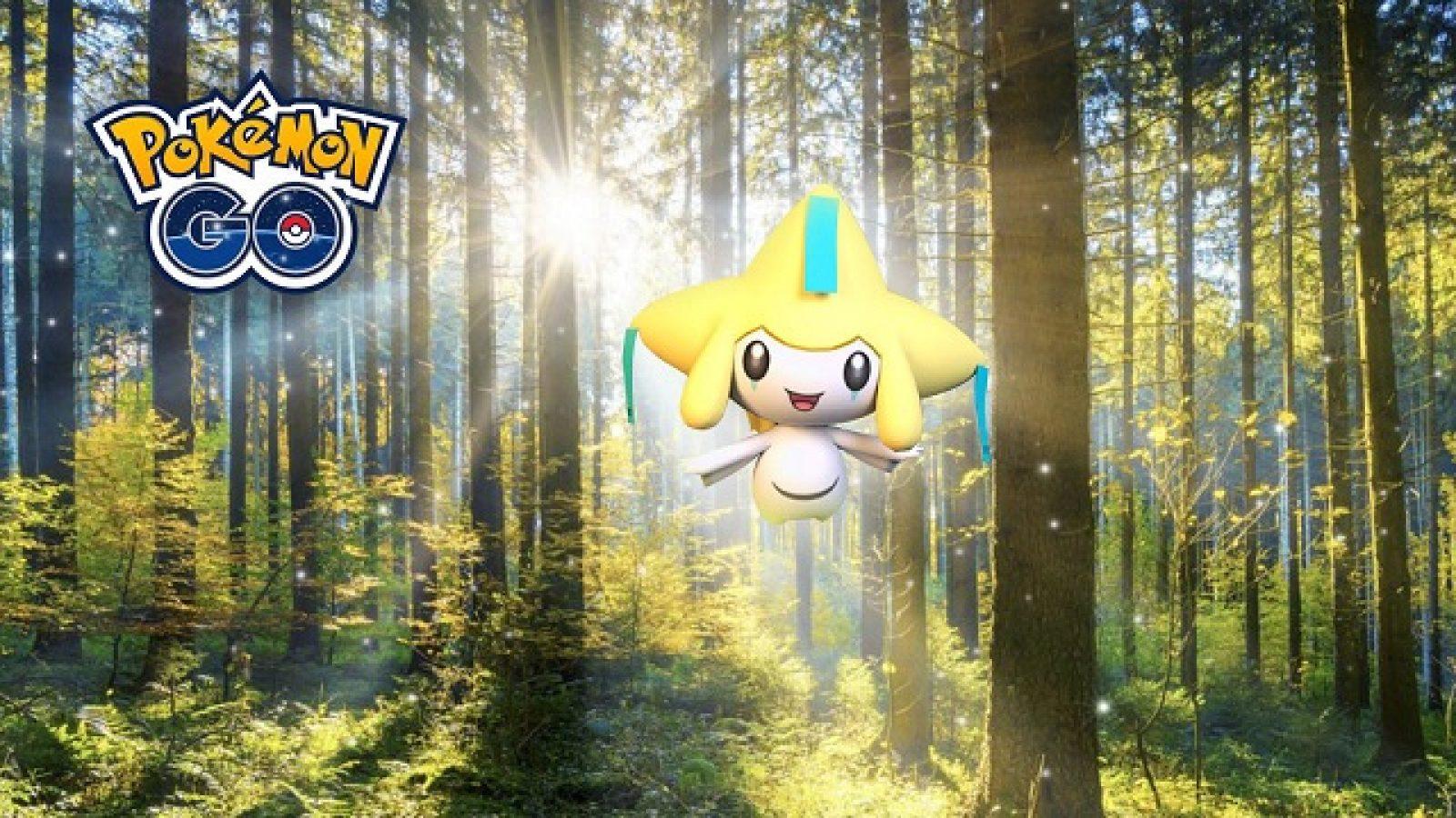 Pokémon GO - Ein Jahr lang schlummern Jirachi-Forschungsaufgaben und -belohnungen 1
