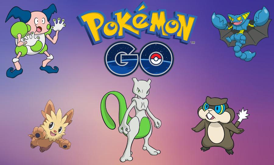 Pokemon Go New Shiny Pokemon im September